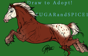 Draw To Adopt 1 CLOSED by SUGARandSPICE1