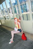 Misty Cosplay (2014) by CoffeeVulture