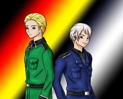 APH - Germany and Prussia by Kurisuchi-san
