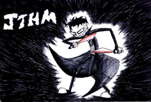Johnny the Homicidal Maniac by Shaed-Knightwing