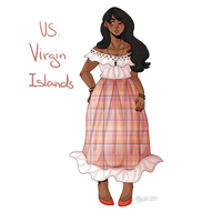 ooc. us virgin Islands design by AskWisconsin
