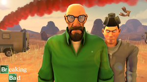 [SFM] Breaking Bad by LurioAsplund