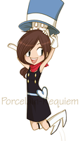 Trucy Hop by Porcelain-Requiem