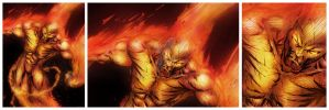 human torch by dsgncore