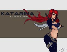 Katarina by ValeSora