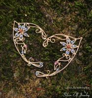 Luthien Elf Ears by Lyriel-MoonShadow
