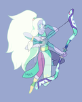 Fave Fusions: Opal by CuteSkitty