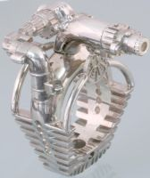 V8 Engine by gandolfi