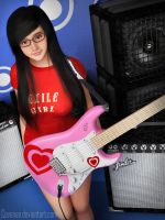 Elli's Fender by covenan