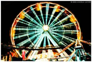 Spinning Wheel by alucier