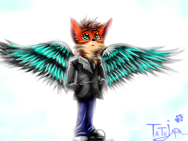 Crash  Arcangel by Tatujapa