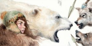Battle ( The Golden Compass) by ALEXAst