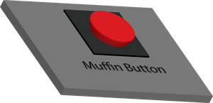 Muffin Button by LykosetheLycan