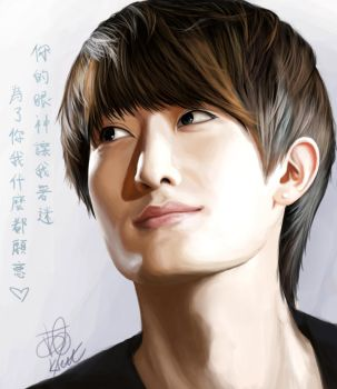Zhou Mi - Eternal Sunshine by Kirara17
