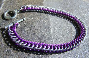 Half Persian 4-1 Bracelet 1 by Mommy-of-Monsters