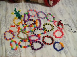 Kandi that is up for sale or trade by xXxKandiFoxIncxXx