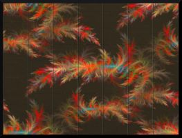 Tiled Feathers by damndansdawg
