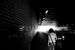 tunnels. by D3v1L5h4nD