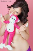 Win A Date With Pink Monkey 03 by tatehemlock