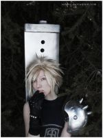 FFVII: Cloudself. by Sansex
