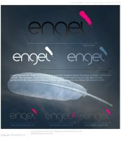 Engel - Name, Logo Design by dojoartworks