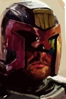 Dsc Judge Dredd by videsh