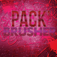 Pack' Brusher by Jenn-R