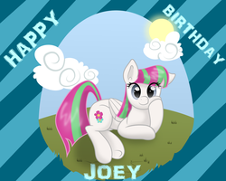Happy Birthday Joey! by EROCKERTORRES
