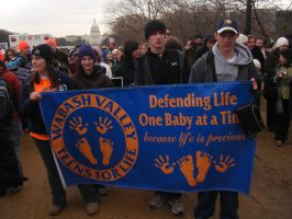 DC Pro-Life Sign 2 by MetalShadowOverlord