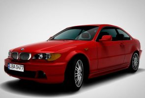 BMW Coupe Final by radimere