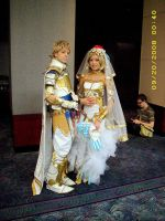 AWA 2008 - Ashe and Rasler by xIncognitox