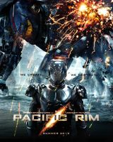 Pacific Rim Movie Poster by Olenar