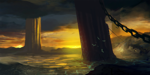 Pillars by 89Red