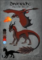 Diverahc Reference Sheet by KatieHofgard