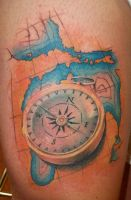 Compass by Dripe