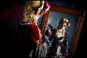 Hizaki: Antique Mirror by general-kuroru