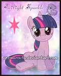 Twilight Sparkle by Veemonsito