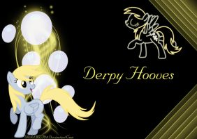 Derpy Hooves WP by MLR19