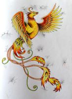 Phoenix by MoRobles