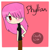 Phyllian Humanized by DeadlyNote3213