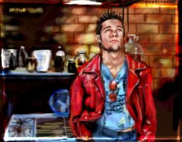 Tyler Durden - Flashback2 by emme