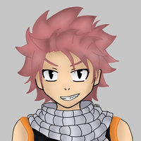 Natsu by Marie8D