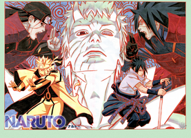 Naruto 652 - Redraw by Revolution-Team