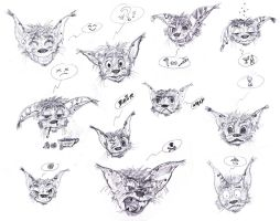 Many Faces Of Riammi by ltdalius