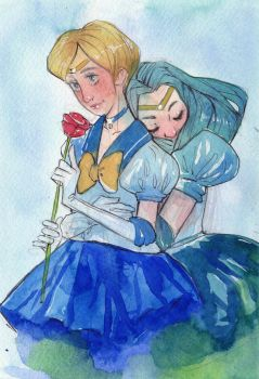 Sailor Moon Con Commission by Naeviss