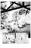 The F1rst Hero Issue One Sneak Peak Page 5 by thecreatorhd
