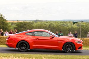Goodwood 2014: Ford Mustang by randomlurker