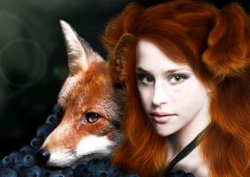 Foxface by Chrisgiz12