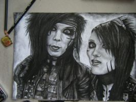 Ashley and Andy by Xox-dreamer-xoX