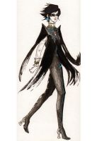 Bayonetta by DisintegrationStreet